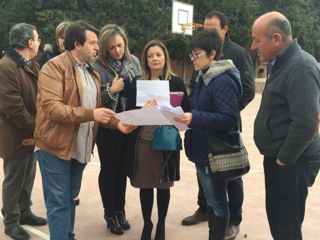 Educación invertirá más de 1,3 millones en obras de mejora en dos centros educativos de Torre-Pacheco - 2, Foto 2