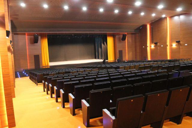 Unas 6.000 personas han visitado las instalaciones del nuevo teatro durante las dos jornadas de puertas abiertas - 2, Foto 2