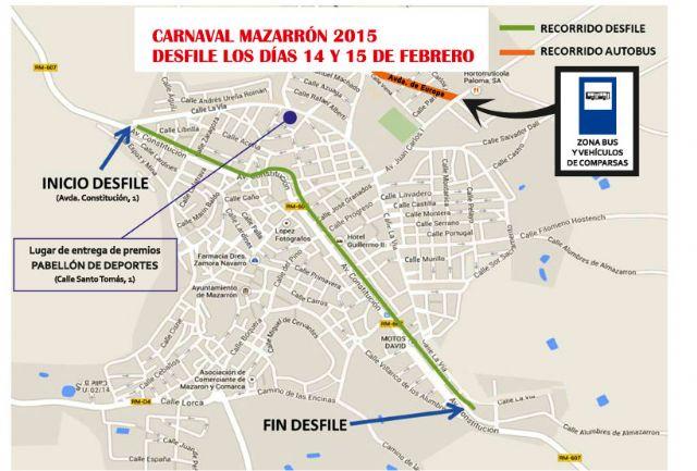 La elección de mus@s abre la programación del carnaval 2015, Foto 1