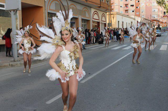 La elección de mus@s abre la programación del carnaval 2015, Foto 2
