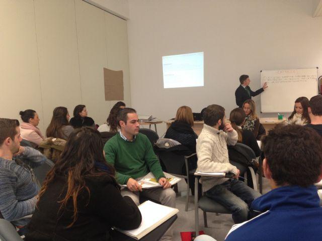 CECLOR y Guadalentín Emprende fomentan el espíritu emprendedor en Puerto Lumbreras - 1, Foto 1