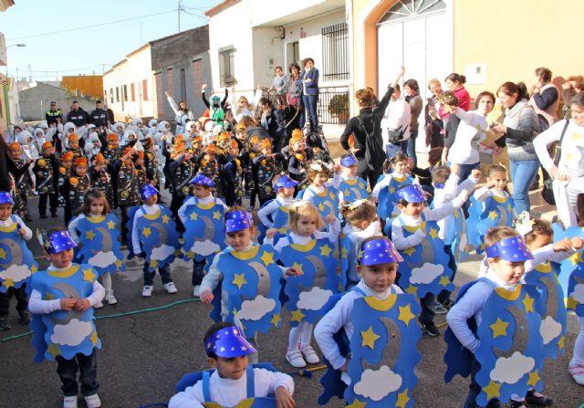 Los colegios de Puerto Lumbreras celebran el Carnaval 2015 - 1, Foto 1