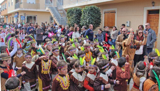 Los colegios de Puerto Lumbreras celebran el Carnaval 2015 - 2, Foto 2