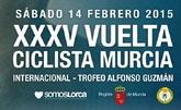 Ciclistas de 23 pa�ses parten este s�bado desde Mazarr�n en una nueva edici�n de la Vuelta Ciclista a Murcia