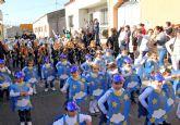 Los colegios de Puerto Lumbreras celebran el Carnaval 2015