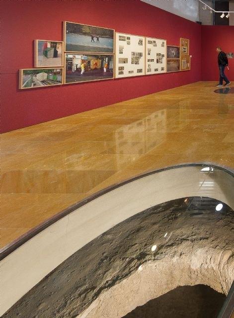 Alhama de Murcia acoge la exposición ´Naturaleza construida´ dentro del proyecto ´Itinerarios´ de Cultura, Foto 2
