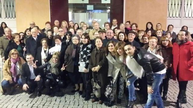 Viaje cultural destinado a personas mayores, en el teatro Romea de Murcia - 1, Foto 1