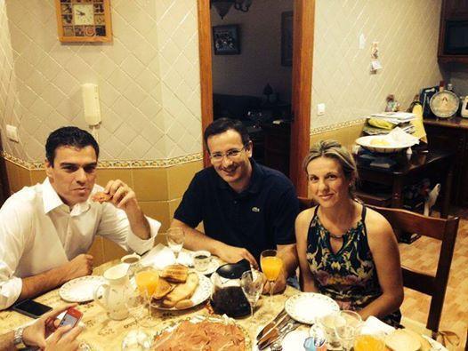Pedro Sánchez se compromete con la Región de Murcia y envía un saludo a Alhama junto a Diego Conesa, Foto 7