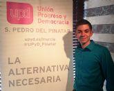 José Luis Ros señala que desea situar a San Pedro 'donde se merece' en creación de empleo y riqueza, gobernando por primera vez 'para todos los ciudadanos y no sólo para unos pocos'
