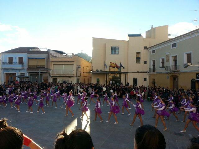 Villanueva del Rio Segura cierra el fin de semana de carnaval en la región - 1, Foto 1