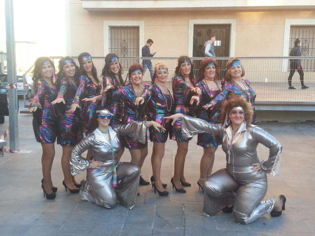 Villanueva del Rio Segura cierra el fin de semana de carnaval en la región - 2, Foto 2