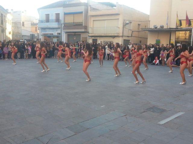 Villanueva del Rio Segura cierra el fin de semana de carnaval en la región - 3, Foto 3