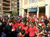 Alcantarilla celebró hoy el gran desfile de Carnaval 2015