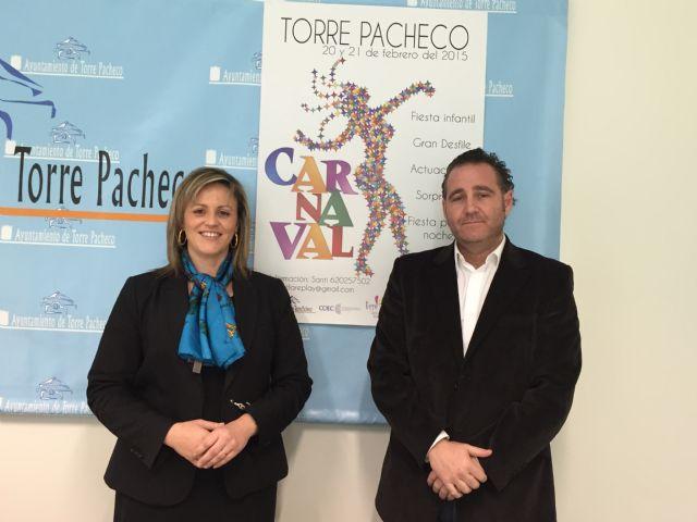 Torre-Pacheco recupera su fiesta de Carnaval - 1, Foto 1