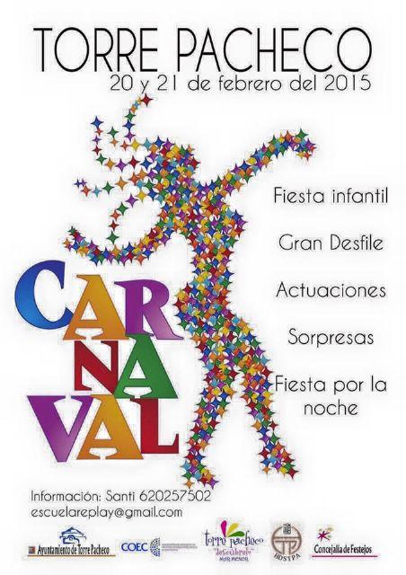 Torre-Pacheco recupera su fiesta de Carnaval - 2, Foto 2