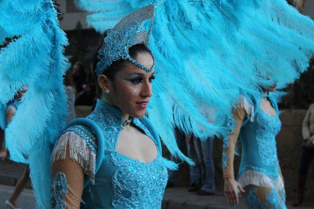 Playas de Percheles gana el desfile de comparsas locales, Foto 3