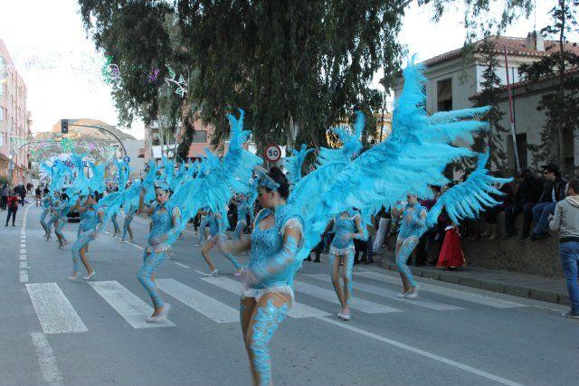 Playas de Percheles gana el desfile de comparsas locales, Foto 4