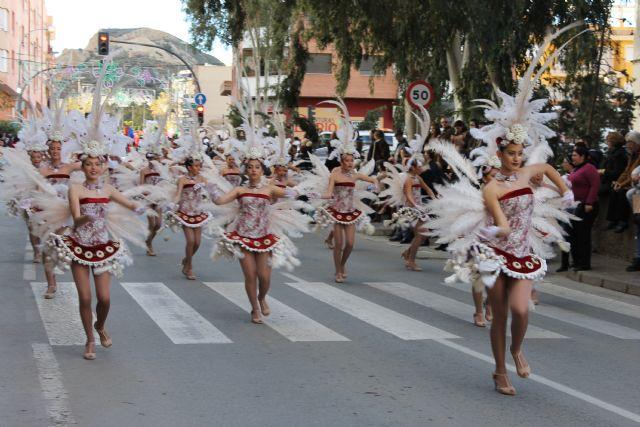 Playas de Percheles gana el desfile de comparsas locales, Foto 5