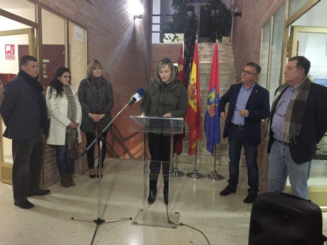 El estudio de la Radio Municipal de Torre-Pacheco lleva el nombre de Lali Jiménez, la primera bibliotecaria municipal e Hija Predilecta del municipio - 3, Foto 3