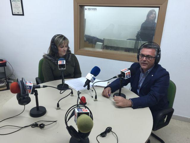 El estudio de la Radio Municipal de Torre-Pacheco lleva el nombre de Lali Jiménez, la primera bibliotecaria municipal e Hija Predilecta del municipio - 4, Foto 4