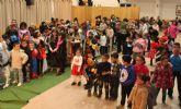 Puerto Lumbreras celebró una fiesta de Carnaval con cuentacuentos, magia y juegos para los más pequeños
