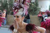 Playas de Percheles gana el desfile de comparsas locales
