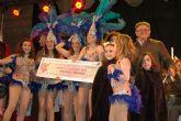 La Comparsa 'Bolero' y  la Compañía de 'Alejandro Corbalán' ganadores del Carnaval de Los Alcázares