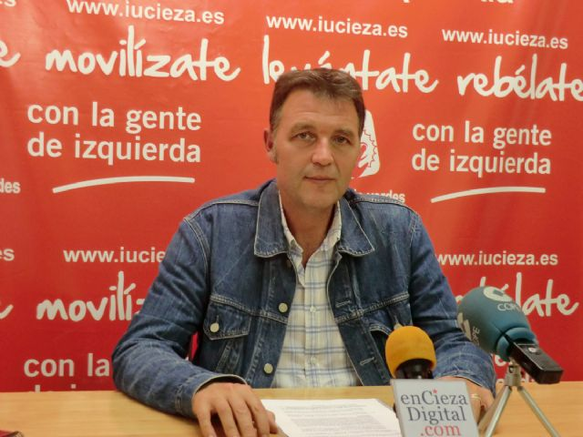 Saorín: En enero se ralentiza la destrucción de empleo en Cieza - 1, Foto 1