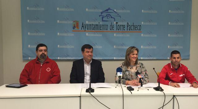 Presentado el calendario de actividades deportivas de Torre-Pacheco para 2015 - 1, Foto 1