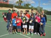 El pasado Domingo finalizó el XV Open Promesas de Tenis 'Totana Origen'