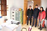 El edificio de Las Menas ya es el Centro de Servicios Sociales de Alhama de Murcia