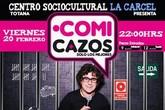 El Centro Sociocultural 'La Cárcel' acoge este viernes 20 de febrero la actuación cómica de 'Pepe Céspedes' en el ciclo de 'Comicazos'