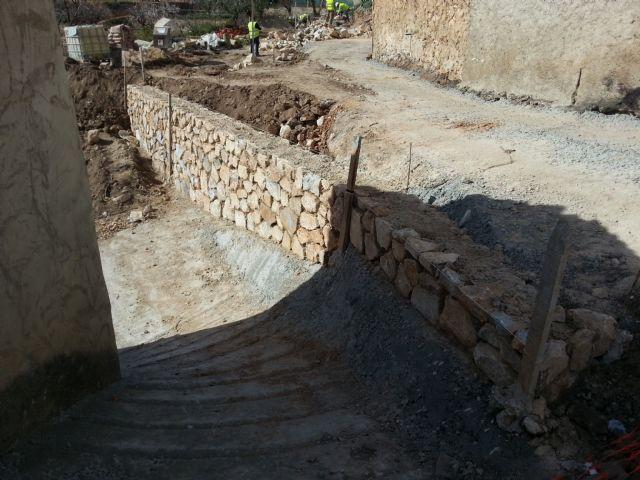 El Berro mejora su Red de Saneamiento, Foto 3