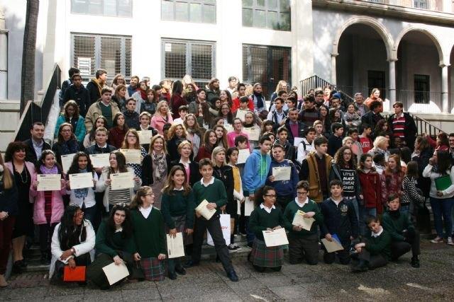 Más de 1.300 alumnos de 20 centros educativos de la Región participan durante este curso en el programa de mediación escolar, Foto 1