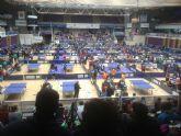 Tenis de mesa. Torneo estatal 2015 en Valladolid