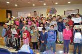 La concejalía de Medio Ambiente aprovechó el carnaval para ofrecer a los colegios un taller de disfraces con material reciclable