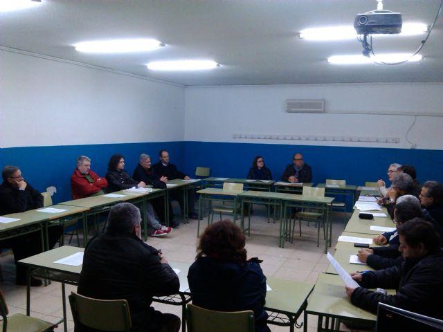 Padres y profesores ultiman el programa de Educación de IU-Verdes de Cieza - 1, Foto 1