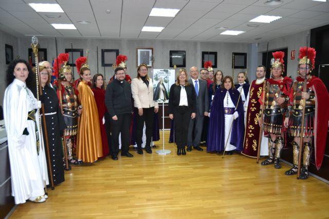 Comienza la Semana Santa pinatarense con la pedida de calles y la presentación del Cartel - 1, Foto 1