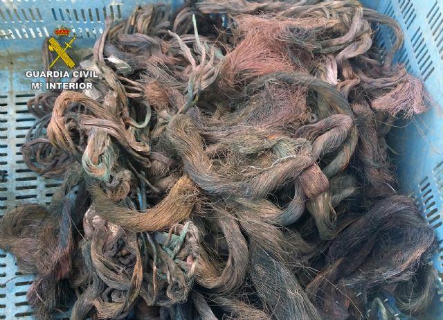 La Guardia Civil desmantela un grupo delictivo dedicado al robo de cable de cobre y transformadores - 1, Foto 1