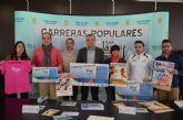 San Javier se convierte en la Villa del Running con un circuito anual que arranca con 8 carreras populares