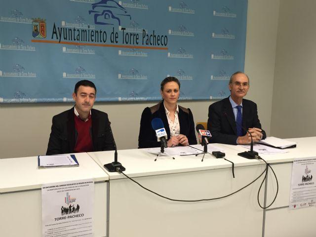 El Consejo Escolar Regional celebrará varias conferencias en Torre-Pacheco - 2, Foto 2
