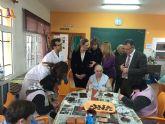 El Instituto Murciano de Acción Social da casi 400.000 para la integración social de las personas con discapacidad intelectual