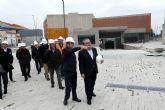 La fase final de las obras del Museo del Enclave de la Muralla se encuentra ejecutada al 50 por ciento