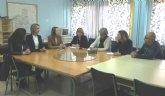 Educación trabaja para ampliar la red de colegios bilingües de San Javier