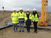 Las obras del nuevo puente de Cañadas de Romero llegan a su t�rmino