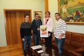 La AECC de Archena recibe del Ayuntamiento la cantidad de 1.000 euros para sus diferentes actividades anuales