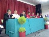 Internos de Campos del Río informan a los alumnos del instituto Ribera de los Molinos de Mula sobre los riesgos del consumo de drogas