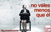 """JSTotana: """"El PP menosprecia a las mujeres al no atacar la brecha salarial"""""""