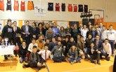 El CB Lumbreras premia a personas e instituciones por su compromiso con el deporte en su I Gala del Baloncesto