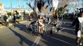 Santiago de la Ribera despide su carnaval más elegante